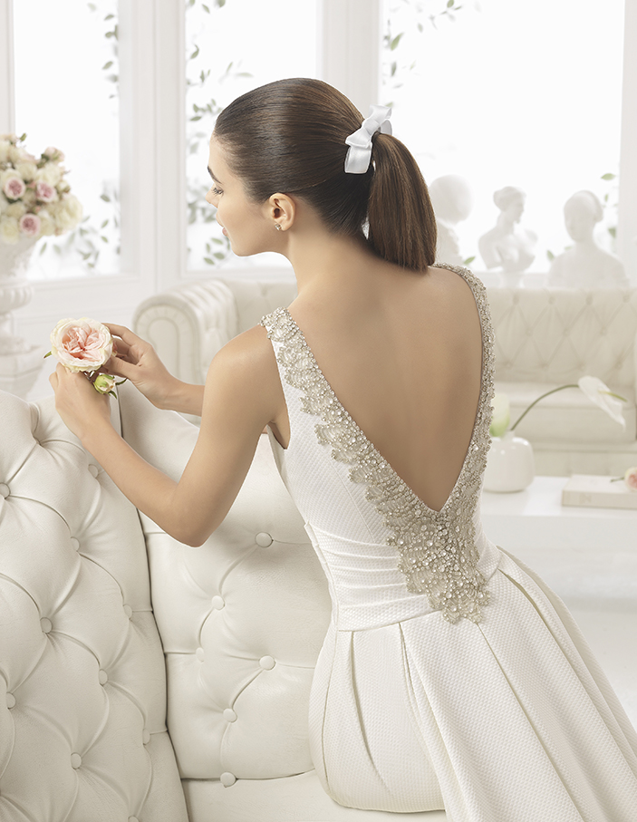 Outlet vestidos novia aire