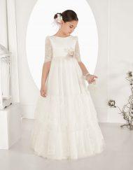 Vestido estilo vintage de la colección Carmy - Lilian Segre Telf.: 865604432 - Plaza Jaume I, 1, Dénia (Alicante)
