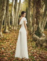 Vestido de novia Obadiade Alma Novias. Disponible en Lilian Segre