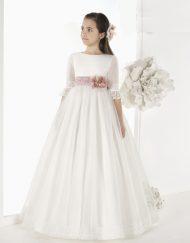 vestido comunión 9800 Petit - Lilian Segre Dénia