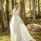 Vestido de novia Oceaniade Alma Novias. Disponible en Lilian Segre